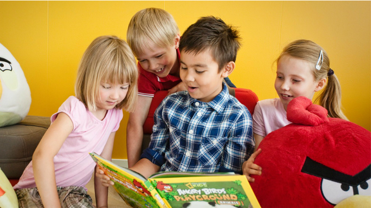 Fun Academy combines Finnish expertise in education with the company's background in entertainment to create Fun Learning.