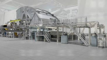Valmet is to supply two Advantage NTT tissue production lines to Sofidel America.