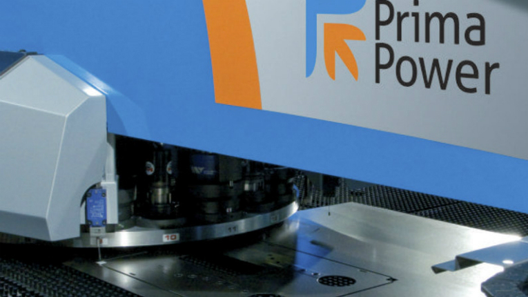 Sheet metal industry powerhouse Prima Power wants to use Cajo Technologies' laser marking expertise.