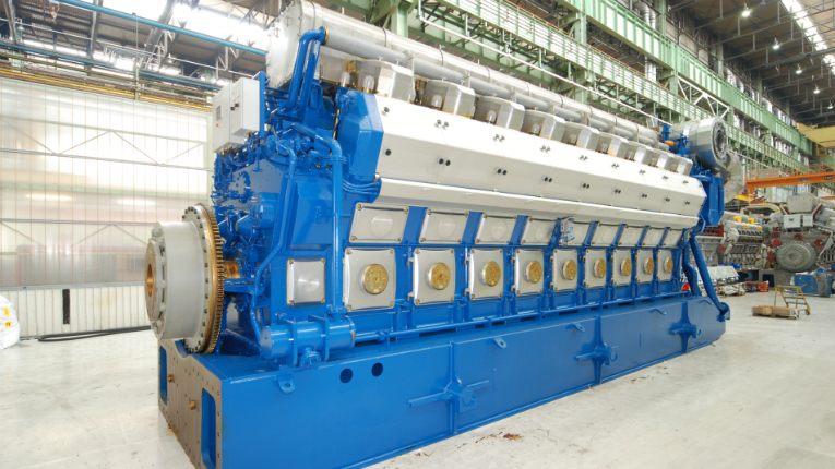 Wärtsilä's 50DF multi-fuel engines run on natural gas or light and heavy fuel oil, making them more reliable in Argentina which suffers from gas shortages.