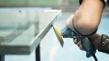 This is the first time Enersize teams up with a company in the glass manufacturing industry.