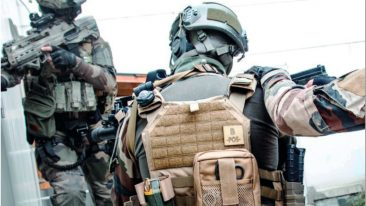 """Operating under the motto """"Life-saving design"""", Verseidag Ballistic Protection is a fully integrated manufacturer of armour products."""