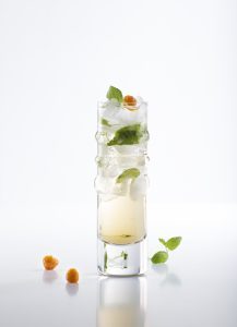 Cloudberry and tonic, anyone?