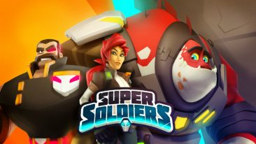 Boomlagoon recently shifted developmental strategy with the open community-developed Super Soldiers.