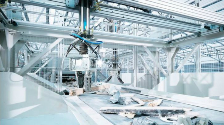 ZenRobotics is the leading supplier of robotic waste separation technology.