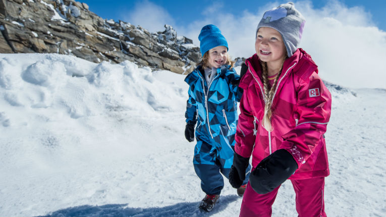 In Reima's upcoming campaign, children from around the world will get to experience Lapland first-hand.