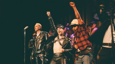 Tom of Finland will hit the cinemas in Finland later this month.