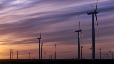 Peikko was chosen as a supplier for the Roan Wind Park project in Norway because of its effective wind turbine foundation solutions.