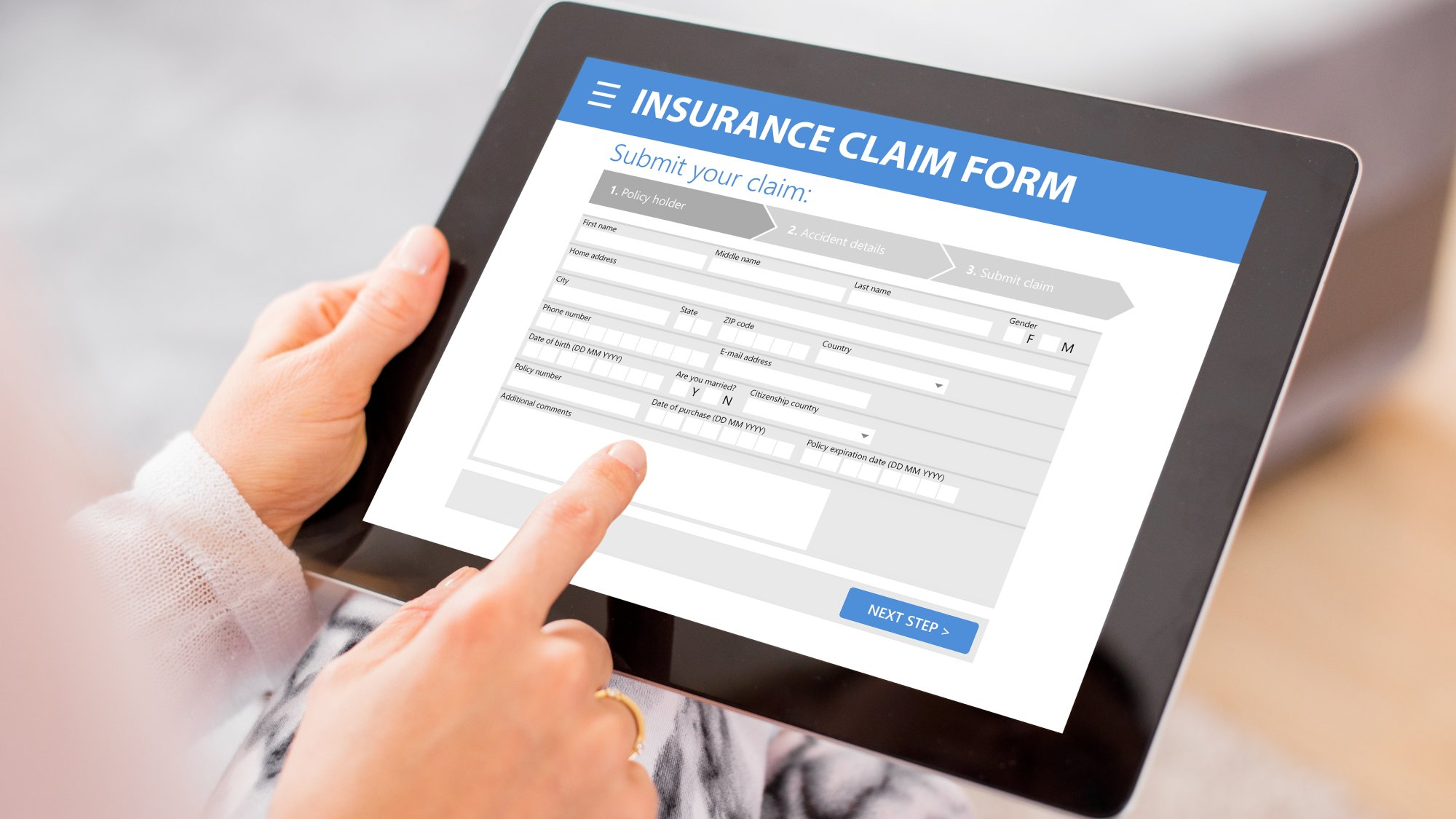 With in4mo's building claim software solution, insurance companies can process related claims a lot faster and smoother.