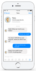 Ultimate.ai has developed an AI customer service agent
