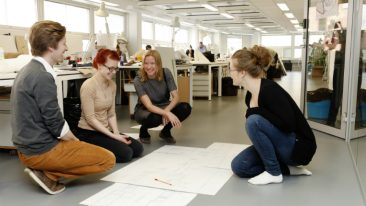 Aalto University has been ranked 13th worldwide in art and design.