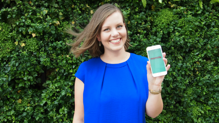 """""""We have received a lot of help from mums themselves, they have spread the app in their own social media groups and networks,"""" Hanna Lilja says."""