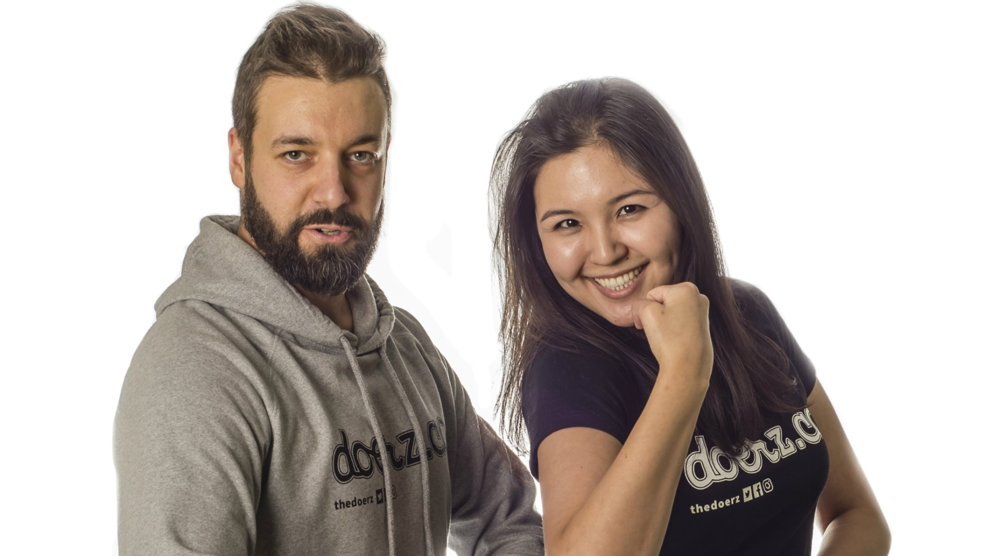 Doerz has a two-member team, as Aliia Kodzhoshalieva joined the company as a co-founder last year. There's room for a third, preferably tech-oriented person.