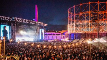 Flow was one of the first festivals in the world to become carbon-neutral.