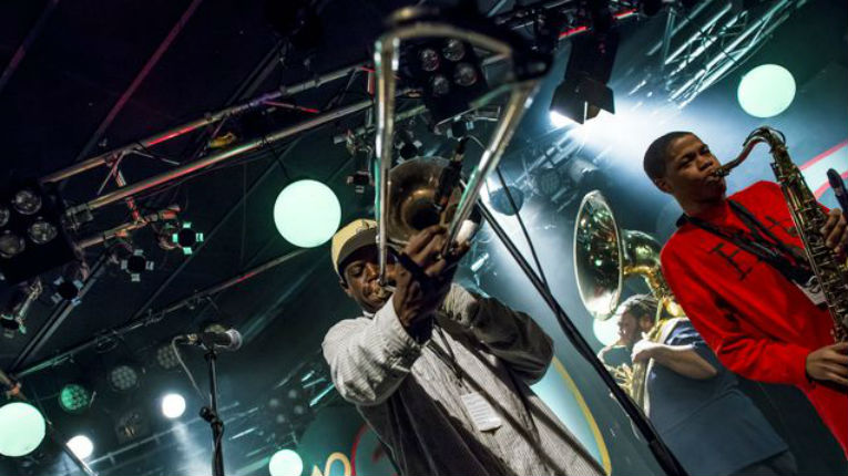 Tampere Jazz Happening has been organised annually since 1982.