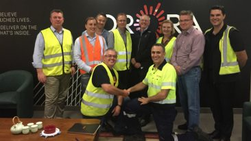 Valmet and Orora Limited have agreed on a new, multi-year service agreement for board making line at Orora's paper mill in New South Wales, Australia.