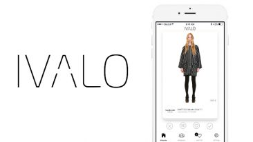 IVALO app is a curated fashion marketplace.