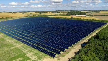 Savo-Solar has a district heating plant in Jelling, Denmark.