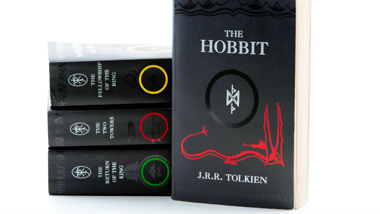 J.R.R. Tolkien published 'The Hobbit' in 1937, followed by his epic 'The Lord of the Rings,' which has sold more than 150 million copies.