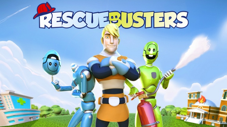 Whilst Rescuebusters saves lives on mobile, it also might help save real lives off screen.