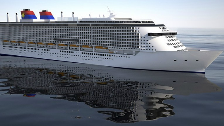 KONE will equip the 340-metre-long cruise ships with 42 elevators and 16 escalators.