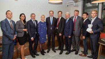 The opening event was attended by high-level representation from all five Nordic countries.
