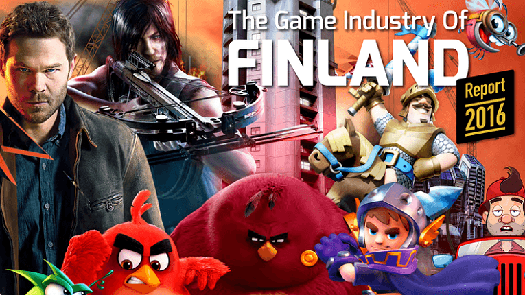 Finnish Game Companies