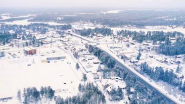 Ii is located in the Northern Ostrobothnia region.
