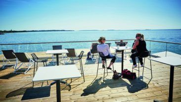 Helsinki welcomes tourists without being overcrowded, TravelBird finds.