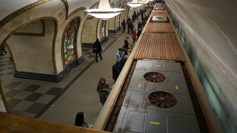 """PayiQ's solution is in use in the metro in Moscow, where users can top up their """"Troika"""" transport card with PayiQ's app."""