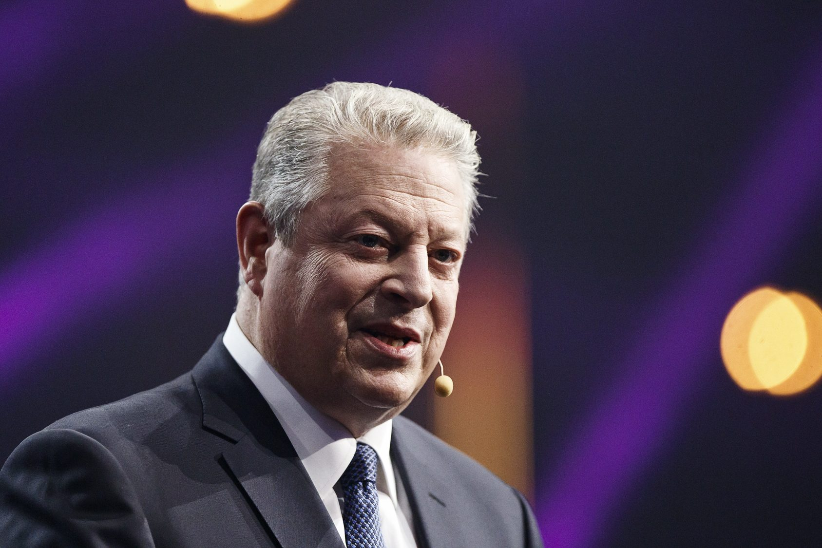 """The conference kicked off with former US president Al Gore addressing the audience – which was abundant. """"My purpose is to recruit you to be part of the solution to the climate crisis,"""" he said. No doubt most of Slush was already on board."""