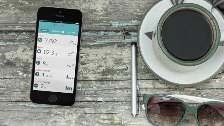 Wellmo offers health services in a smart package.