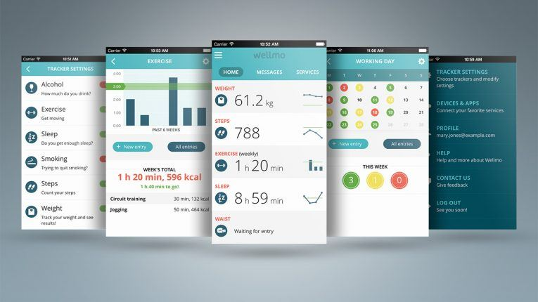 Wellmo offers an open platform where clients are free to tailor the range of health services according to their own preferences.