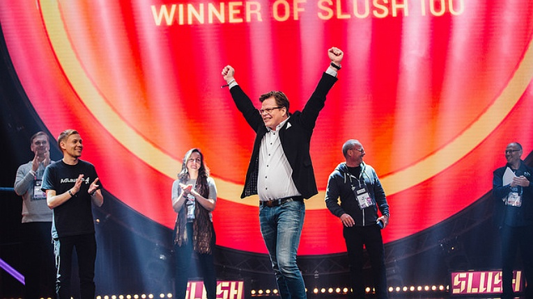 Altum Technologies won the Slush 100 Showcase for 2017, for its solution that cleans industrial equipment without having to shut down production.