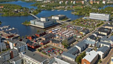 The northern city of Oulu has developed into a fintech and innovation hub.
