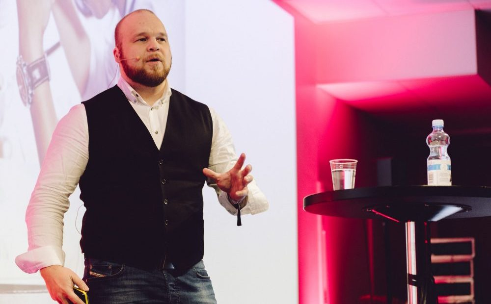CEO and founder Timo Kettunen