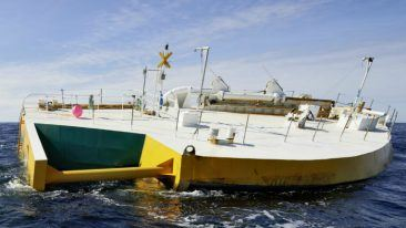 Wello's mission to capture energy from ocean waves began more than 10 years ago and has resulted in the Penguin Wave Energy Converter (WEC).