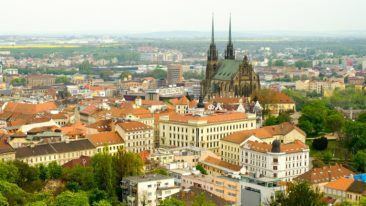 Proventia's new production plant will be located in the Brno region of the Czech Republic.
