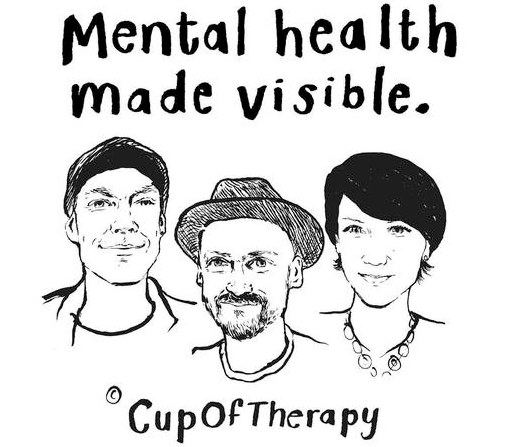 """""""Facilitating better mental health is a cause that's easy to support,"""" says Elina Rehmonen."""