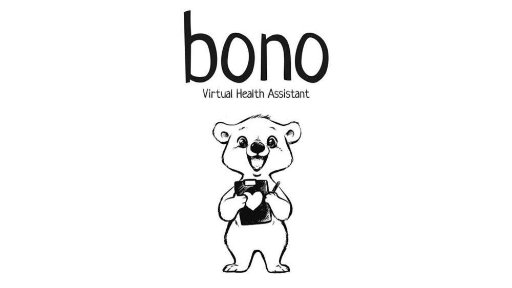 The company's AI goes by the name of Bono.