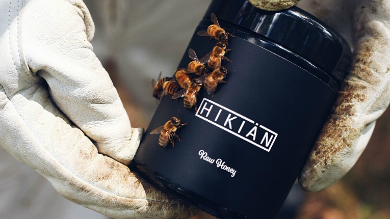 A hive of activity. Hikiän's beehives can be found in only the most ideal locations in the Finnish countryside.