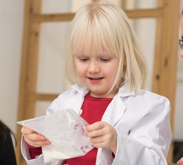 A child's play is a child's work! Kide Science wants learning to be fun and motivating.