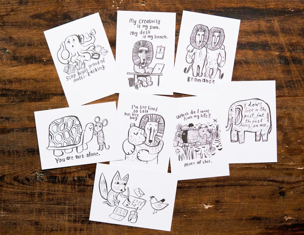 CupOfTherapy cards can be used by everyone at work and home to encourage understanding and interaction even when words are difficult to find.