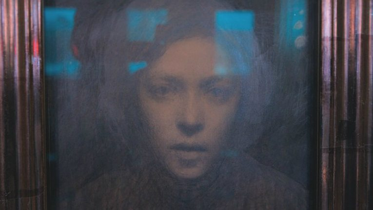 The Finnish offering is being featured in the festival's Special Screenings category. Pictured is a still from Ellen Thesleff: Self-Portrait (1894–1895).