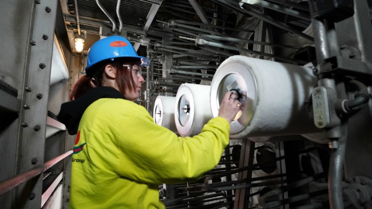 Astoria Energy has installed 4 224 filters supplied by Eagle Filters at its plant, which will considerably reduce the plant's down time and carbon emissions.