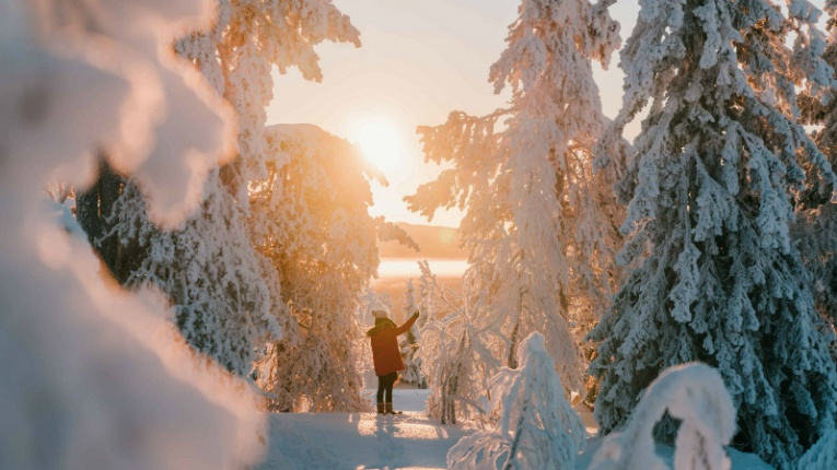 Registered overnights from the UAE increased by 30 per cent in Finland last year.