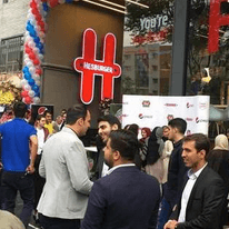 Hesburger plans to expand to other countries in the region.