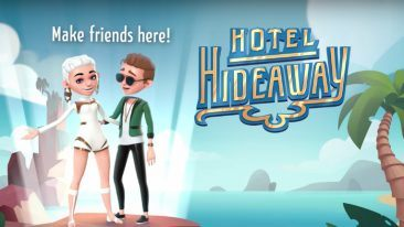 Create your avatar and socialise with other players in a hotel hubworld teeming with guests and activities.