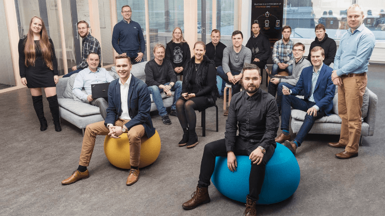 Founded in 2014, Noccela has grown to be a company with more than 20 employees through two rounds of financing, and it is now aiming to take its solution abroad.