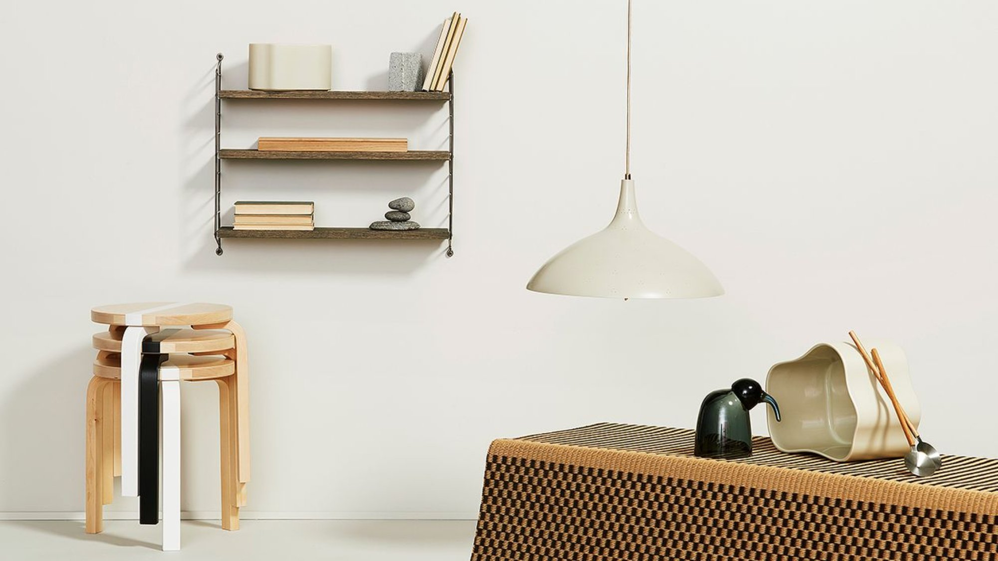 Nordic design is known for its classy simplicity and high quality.